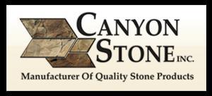 Canyon Stone, Spokane - logo